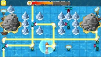 '거울의 바다' 게임 - 과학창의재단 제공